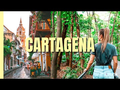 CARTAGENA, COLOMBIA 🇨🇴| What to do, What to see, Where to Eat & TOURIST TRAPS