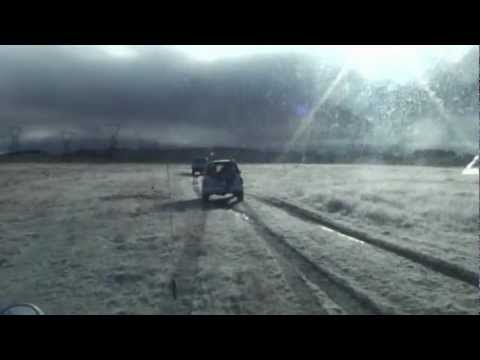 4WD Central Plateau 7 July 2012 part 1