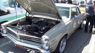 1965 Pontiac Tempest 421 V8 3 Deuces DGTV Cars
