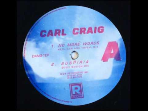 carl craig - no more words