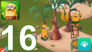 Minions Paradise - Gameplay Walkthrough Part 16 - Level 15 (iOS, Android)