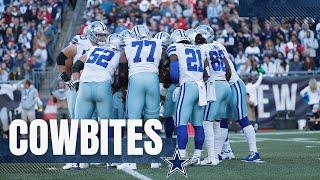 Cowbites - Returning Talent | Dallas Cowboys 2021