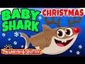 Baby Shark Christmas 🎅 Christmas Shark Family Adventure 🎅 Christmas Songs by The Learning Station