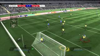 "FIFA 11 | Tutorial ""be a Goalkeeper"" (2010)"