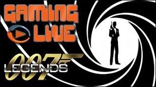 GAMING LIVE PS3 - 007 Legends - Jeuxvideo.com