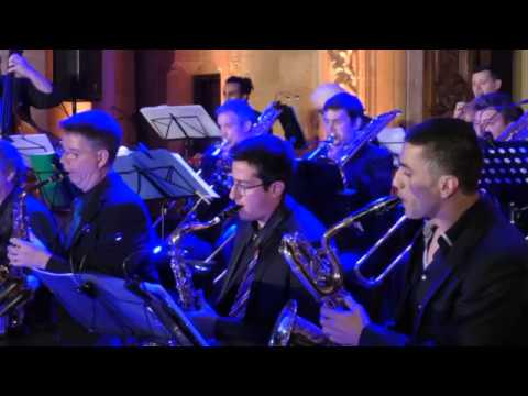 Big Band Jazz - Balsam - Residence des Pins - Beirut, Lebanon   15 May 2017
