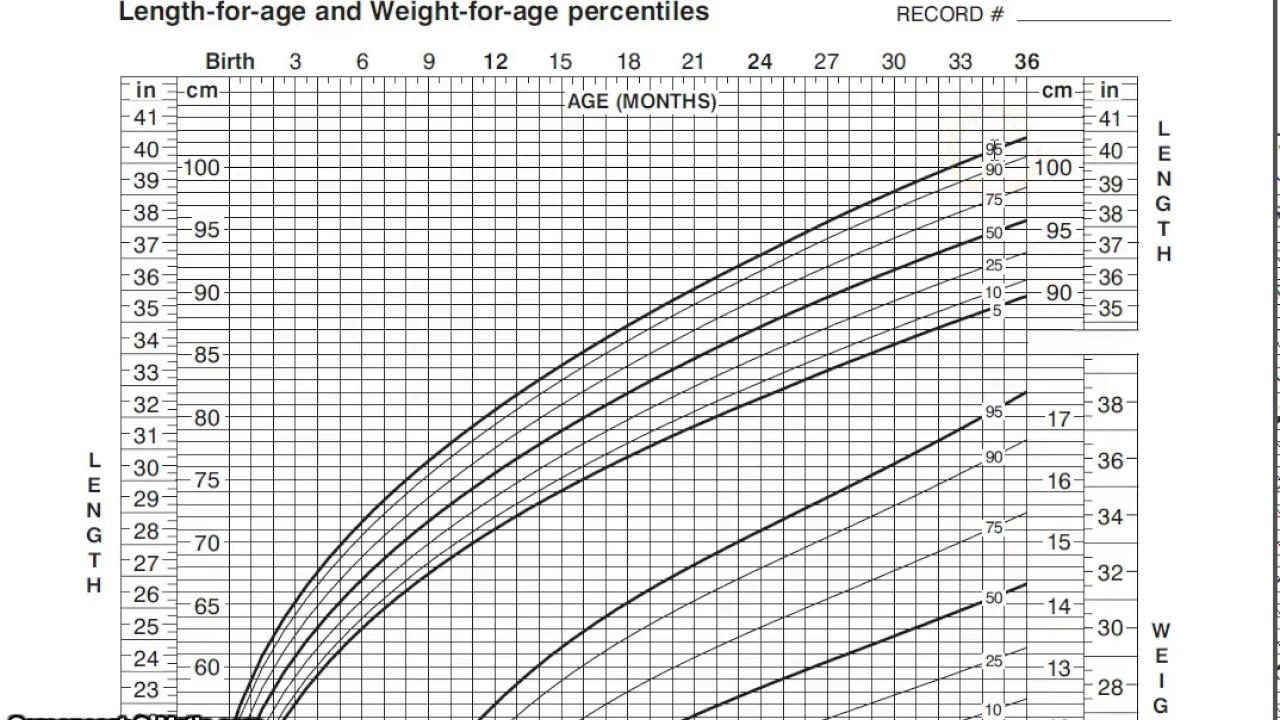Pediatric growth chart also youtube rh