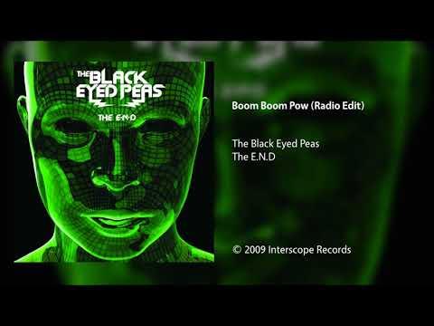 The Black Eyed Peas - Boom Boom Pow (Radio Edit)