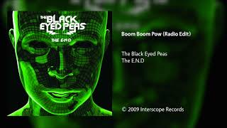 The Black Eyed Peas - Boom Boom Pow (Radio Edit)