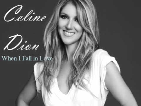Celine Dion Feat Clive Griffin When I Fall In Love