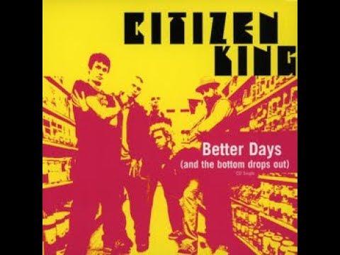 Citizen King @ CBGB 1999