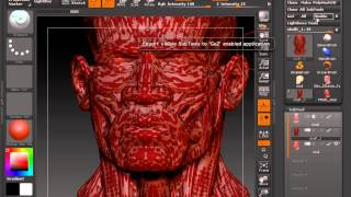 Zbrush 4R5 High to Low Workflow (Transfering details to a useable mesh)
