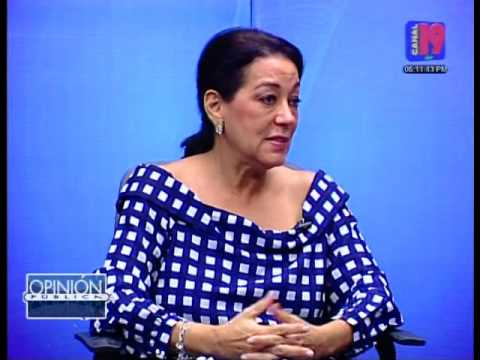 OPINION PUBLICA VIRGINIA GORIS 18 JUNIO 2017 DEISY BAEZ