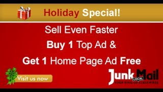 Top Ad Holiday Special on Junk Mail