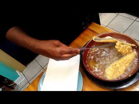 How To Fry Whiting Fish - Simple Cooking With Eric