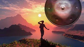 Relaxing Hang Drum  Music | 432 Hz | ♬147 new version
