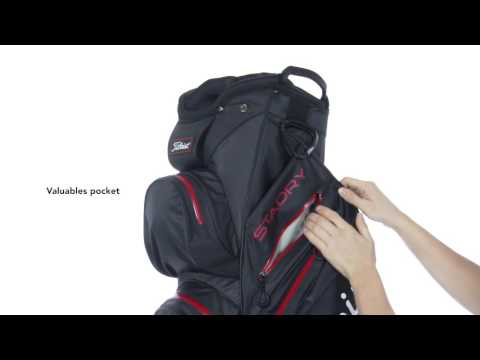 Titleist StaDry Waterproof Cart Bag