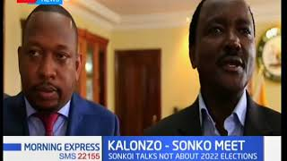 Kalonzo urges Kenyans to shift focus from elective politics and aim at uniting the country