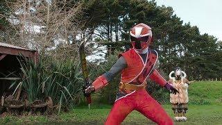 Power Ranger Ninja Steel | Inicio - Capitulo 1: El retorno del Prisma