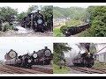 Rail Archives真岡鉄道SL 栃木DC記念 重連・プッシュプル運転ハイライト 2018-6-28…