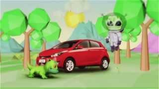 Smaff Hyundai - Seres de Outro Mundo