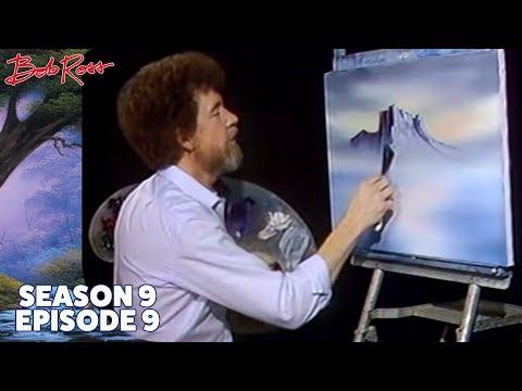 Bob Ross - Mountain Path (Season 9 Episode 9)