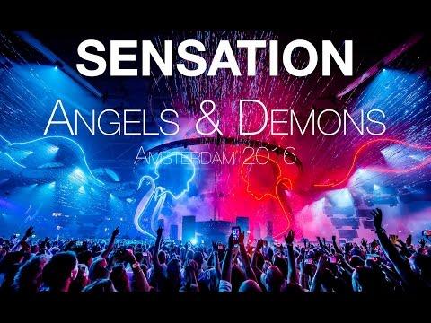 Sensation: Angels & Demons 2016 (Show Video)