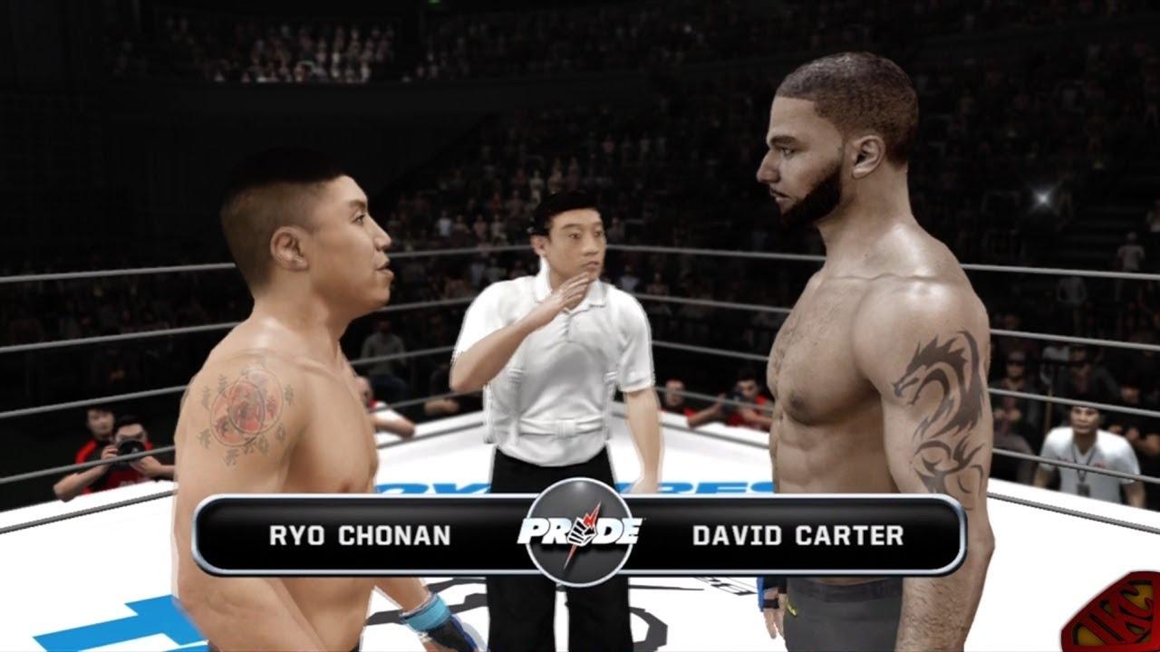 UFC Undisputed 3 Career Mode - PRIDE Grand Prix Tournament ... Ufc Undisputed 3 Ps3 Iso Download
