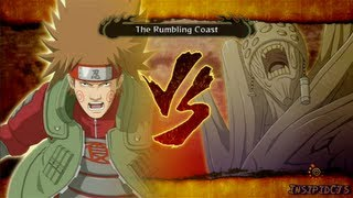 Naruto Ultimate Ninja Storm 3 Choji Vs Gedo Statue S-Rank Legend (English)