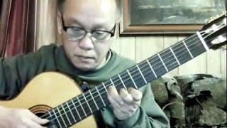 Thương Một Người (Trịnh Công Sơn) - Guitar Cover by Hoàng Bảo Tuấn