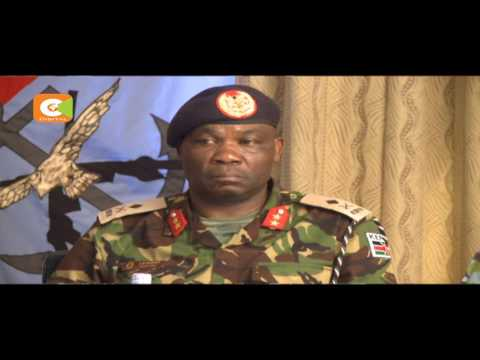 KDF launches recruitment of 3,000 soldiers