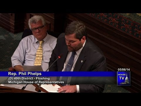 Rep. Phil Phelps Stabilizes Funds for Flint Public Safety