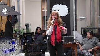 Viviana Aguirre, poetisa