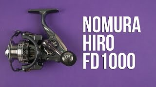 Распаковка Nomura Hiro FD1000
