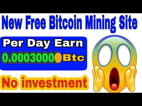 online bitcoin mining site