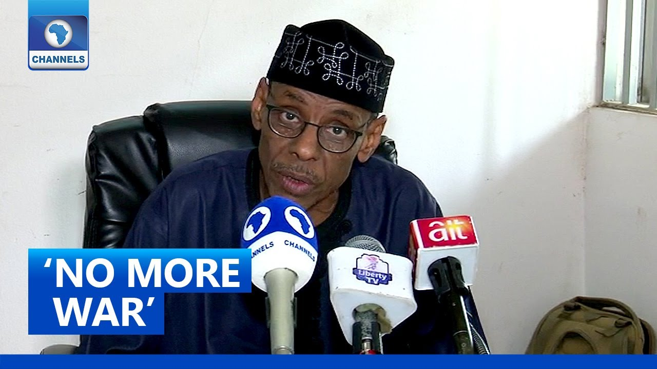Download [FULL BRIEFING] Nigeria Should Not Stand In The Way Of Igbo Secession - Northern Elders
