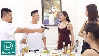 Yêu Nhầm Chị Đại Và Cái Kết Đầy Bất Ngờ | Đàn Đúm TV Tập 37 | Linh Bún | Nhung Gem | Trang Thỏ