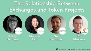 TF1 | The Relationship Between Exchanges and Token Projects | Panel