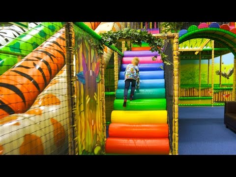 Playground Fun at Leo