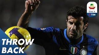 Luís Figo: The Man Who Won 4 Consecutive Serie A Titles with Inter | Throwback | Serie A