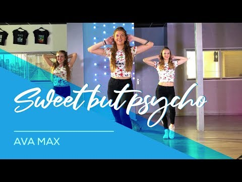 Sweet But Psycho - Ava Max - Easy Fitness Dance Video - Choreography