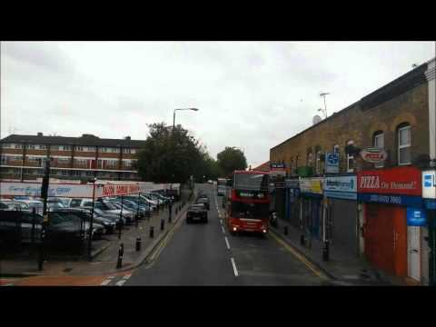 Route 473: Stratford Bus Station - North Woolwich Ferry