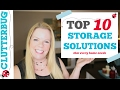 10 Storage Solutions That Every Home Needs
