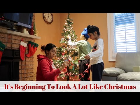 Getting Ready For The Holidays | FAMILY VLOG | MOM BOSS OF 3
