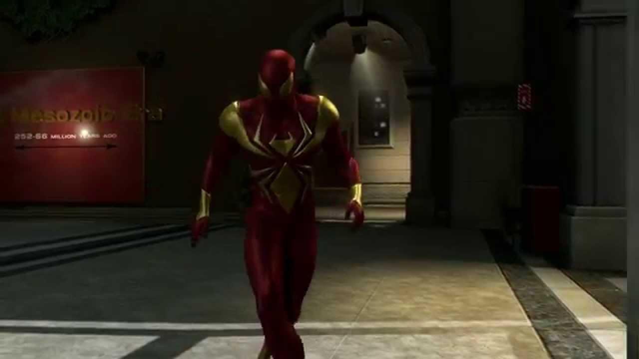 The Amazing Spider-Man 2 Video Game - Iron-Spider Vs Black ... The Amazing Spider Man 2 Black Cat