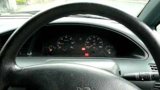 Peugeot 806 HDi start up P1050196.MOV