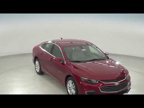 182452 New 2018 Chevrolet Malibu Red Test Drive Review For