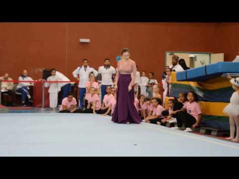 Rhythmic Gymnastics - Mama Dance - Qatar Sports Day 2017