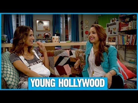 YOUNG & HUNGRY Set Tour & Chat with the Cast!