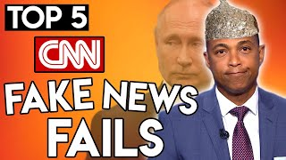 TOP 5 ULTIMATE CNN Owned & Fail Moments Compilation